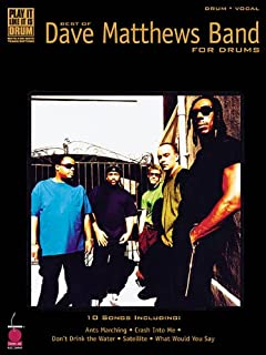 Best of the Dave Matthews Band for Drums