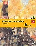 Ciencias sociales. 6 Primaria. Savia. Aragón - 9788467575743