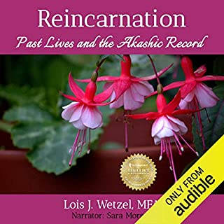 Reincarnation: Past Lives and the Akashic Record audiobook cover art