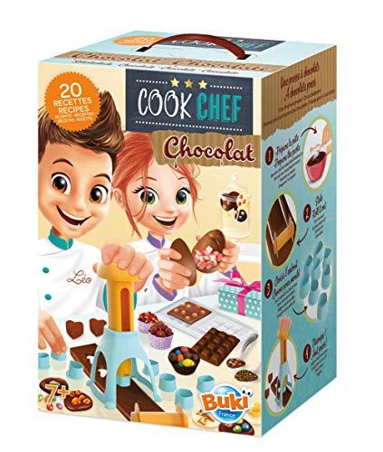 BUKI 7166 - Cook Chef Schokolade