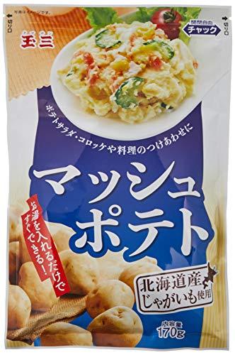 川光商事 マッシュポテト 170g ×5個