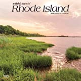 Rhode Island Wild & Scenic 2020 12 x 12 Inch Monthly Square Wall Calendar, USA United States of America Northeast Mid-Atlantic State Nature