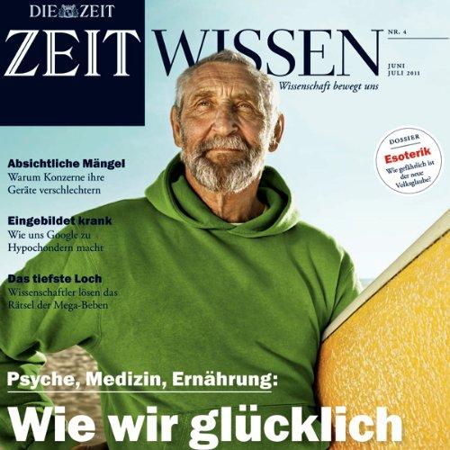 ZeitWissen: Juni/Juli 2011 Titelbild