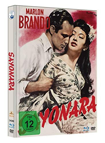 SAYONARA - Limited Mediabook-Edition (Blu-ray+DVD plus Booklet/HD neu abgetastet)
