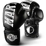 Martial Boxhandschuhe aus bestem Material für Lange Haltbarkeit! Kickboxhandschuhe für Kampfsport
