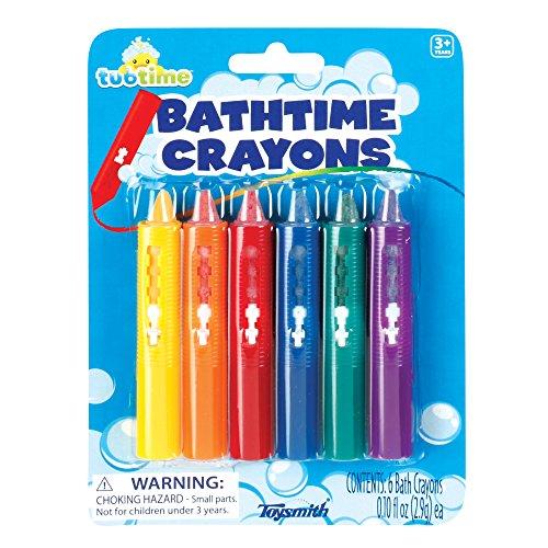 Toysmith Bathtime Crayons