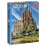 Jumbo Puzzles 18835 Sagrada Familia View, Barcelona-1000