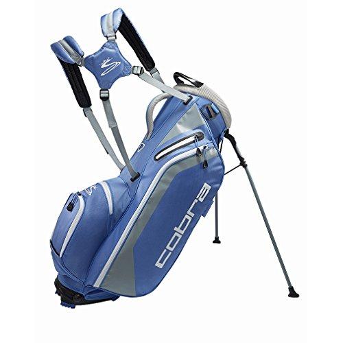 Cobra Ultralight Standbag Golfbag blue whtie Puma , Farben:Blau/Weiß