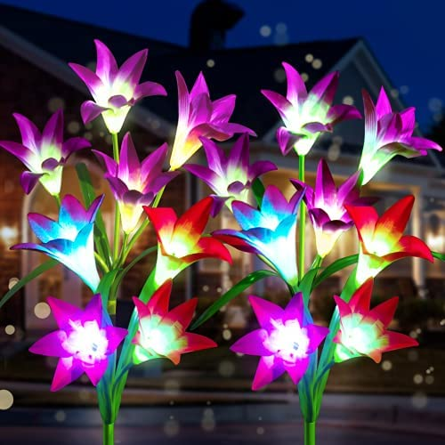 Top 10 Best outdoor solar garden stake lights