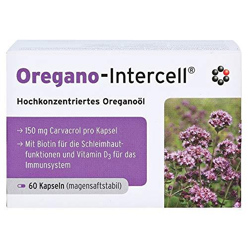 OREGANO-INTERCELL magensaftresistente Weichkapseln