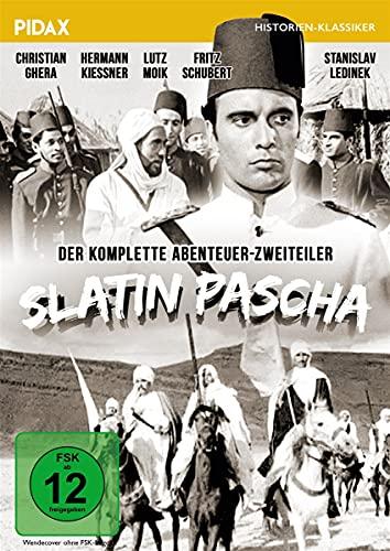 Slatin Pascha / Die komplette 2-teilige Filmbiografie (Pidax Historien-Klassiker)