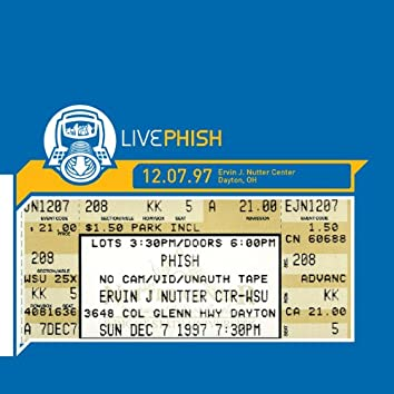 LivePhish 12/07/97