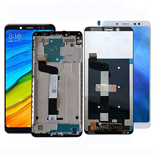 KTZAJO Pantalla para Xiaomi Redmi Note5 Note 5 Pro Snapdragon 636 Pantalla LCD 10 Reemplazo de pantalla táctil Probado Móviles Pantalla LCD Parte Reemplazo Pantalla LCD Pantalla táctil