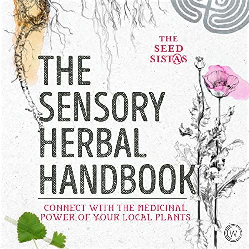 The Sensory Herbal Handbook cover art