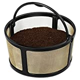 Premium Reusable Mesh Ground Coffee Filter Basket Fit for Keurig K-Duo Essentials and K-Duo Brewers Machine Only