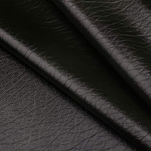 Leder Stoff Material Heavy Feel PU-Polsterstoff, für die Herstellung von Haarschleifen Brieftasche Handtaschen Dressing Nähen Handwerk DIY-Projekte (Color : O)
