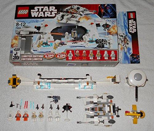 LEGO Star Wars 7666 - Hoth Rebel Base - Limited Edition