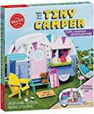 Design your own glamping-ready getaway with this build-it-yourself mini vintage camper. Assemble the high-quality chipboard pieces to build your camper, and then the fun begins! Use fabric, sequins, and other mixed media to customize your home-on-whe...