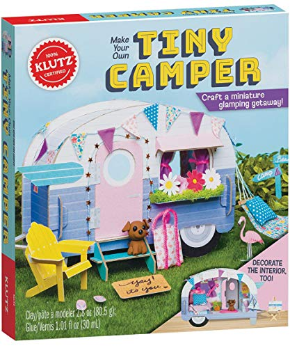 Make Your Own Tiny Camper (Klutz)
