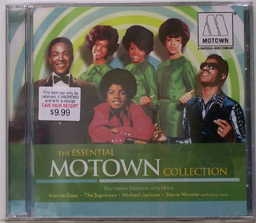 The Essential Motown Collection