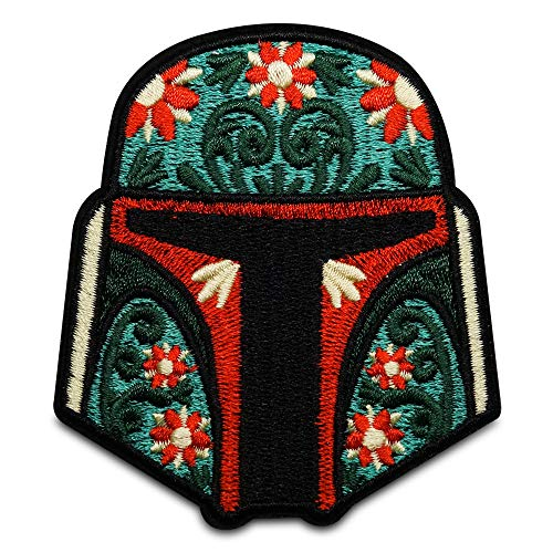 Finally Home Star Wars Boba Fett Helm Patch zum Aufbügeln | Patches, Bügelflicken, Flicken, Aufnäher