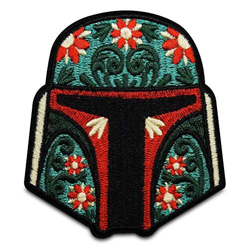 Finally Home Star Wars Boba Fett Helm Patch zum Aufbügeln | Patches, Bügelflicken, Flicken, Aufnäher