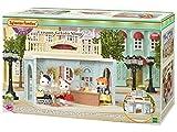 Sylvanian Families - La Ville - Le Magasin de Glaces Italiennes - 6008 - Commerce - Mini Poupées