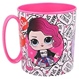 TAZA MICRO 350 ML | LOL SURPRISE ROCK ON
