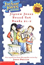 Jigsaw Jones Boxed Set, Books 1-5