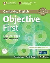 Permalink to Objective first certificate. Student's book with answers. Per le Scuole superiori. Con CD-ROM. Con espansione online [Lingua inglese] PDF