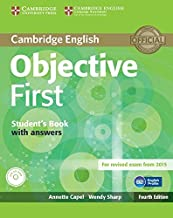 Best objective first student's book Reviews