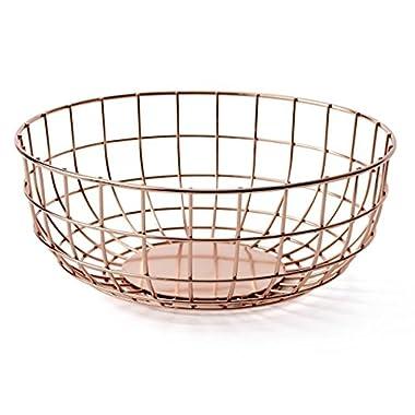 MENU 9100239 Wire Bowl, Copper
