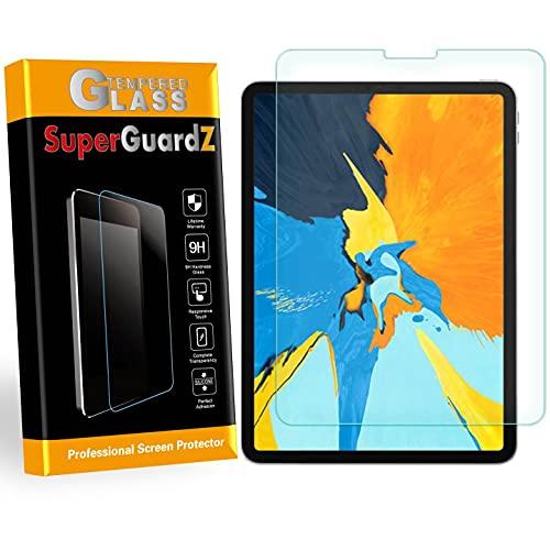 For iPad Pro 11 (2021, 2020, 2018) / iPad Air (4th Gen, 2020) / iPad Air 4 Screen Protector Tempered Glass Anti Blue Light, Eye Protection, SuperGuardZ, Anti-Scratch