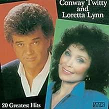 Conway Twitty & Loretta Lynn - 20 Greatest Hits MCA