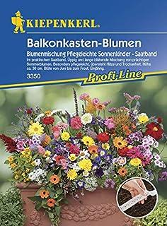 Balkonkasten - Blumenmischung Sonnenkinder Saatband von Kiepenkerl