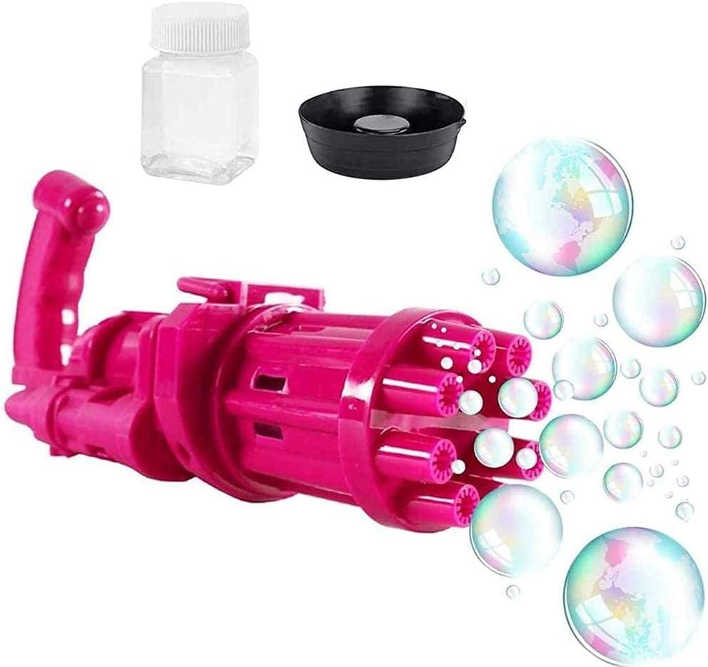 Gaohm 2pc 8 Hole Gatling Gun Kansas City Mall Sale Bubble Making Maker