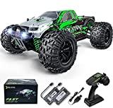 🚙【Speedy and Wild】This RC car for adults ensures an authentic easy and fun driving experience with faster speeds, legendary durability, and low-maintenance design. The powerful 380 motor and high-current Electronic Speed Control deliver lightning-fas...