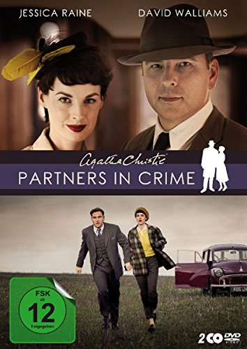 PARTNERS IN CRIME - MOVIE [DVD] [2016]