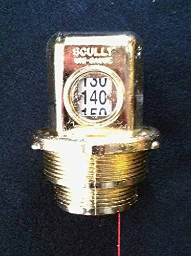 Scully Golden Gallon Gauge for 60' deep tanks