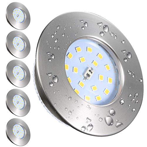 Faretti LED da Incasso per Cartongesso 5W Ketom...