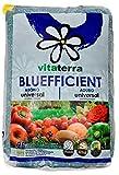 Vitaterra Abono Azul Universal Granulado 10/10/20 - Saco 25 kg - Ref: 25250