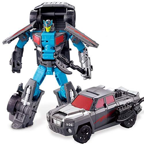 Siyushop Jouet Transformers, Man Auto Model, Heroes Rescue Bots, Jouets Deformed Car Les Enfants, Modèle De Robot De Combat, Enfants De 3 Ans Et Plus ( Color : 6 )
