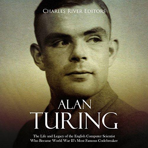 Alan Turing audiobook cover art