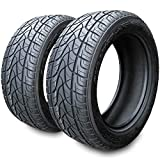 305/45R22 Tires - Set of 2 (TWO) Fullway HS288 All-Season Performance Radial Tires-305/45R22 305/45/22 305/45-22 118V Load Range XL 4-Ply BSW Black Side Wall