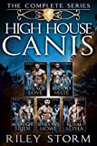 High House Canis: The Complete Wolf Shifter Box Set (Plymouth Falls Shifters Book 2)