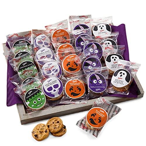 Mrs. Fields Happy Halloween Nibblers Bite-Sized Cookie Handout Treats