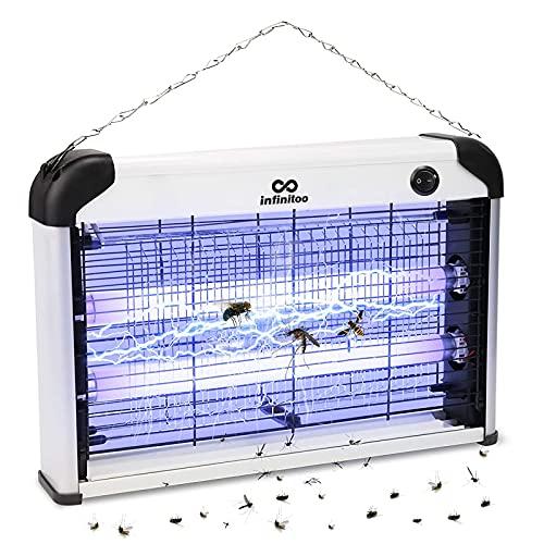 lampe anti moustique leclerc