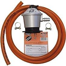 Amazon.es: regulador gas butano