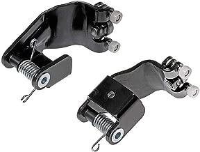 1 Pair Left + Right Slide Door Roller Assembly for Honda Odyssey EX EX-L Touring Model 05-10, 72561SHJA21,72521SHJA21