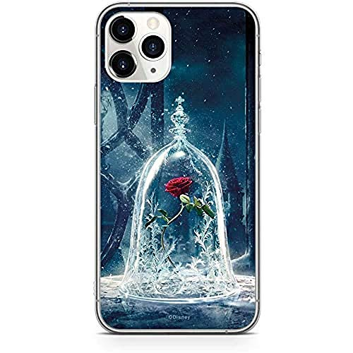 Ert Group DPCBBEAUTYR411 Custodia per Cellulare Beauty and Beast 002 iPhone 11 Pro Max, Multicolore